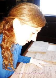 Archivos & bibliotecas: mi segundo hogar.