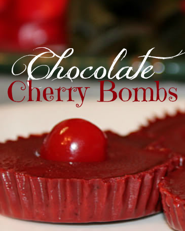 Choc. Cherry Bombs