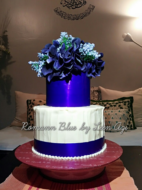 Romann Blue By Leen Azi