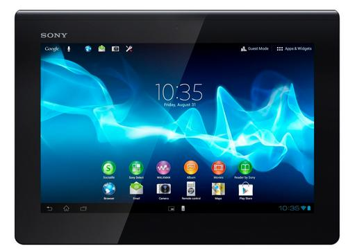 Sony Xperia Tablet S Review and Gaming Performance