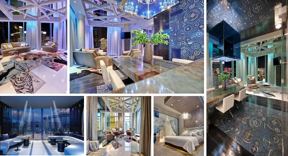 Home decor futuristic home lighting design ideas for Futuristic house ideas