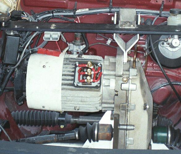 Ac Motor Car Ac Motor Kit Picture