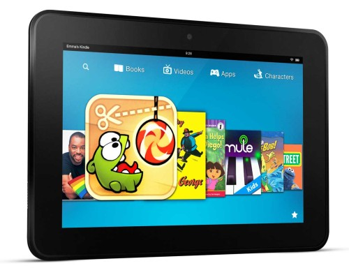 In arrivo entro la fine del 2013 i nuovi Tablet di Amazon con chipset Snapdragon 800 e display super risoluti