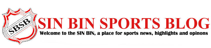 The Sin Bin Sports Blog