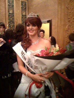 Miriam Schroeter Miss Manawatu 2011