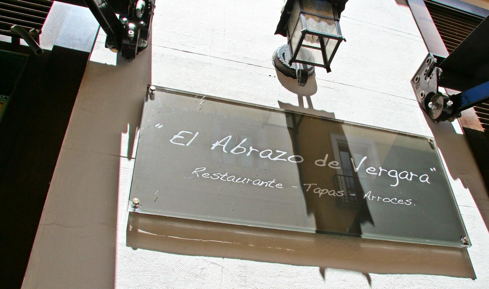 El Abrazo de Vergara, cocina de autor, exquisito, platos elaborados, acogedor, cenas, Plaza de Oriente, Ópera, Madrid