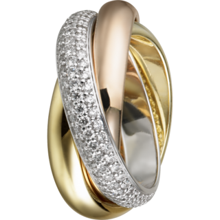 Mens Cartier Wedding Bands 15 Ideal Cartier Trinity Ring with