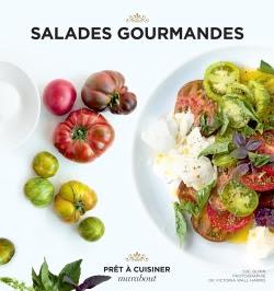 Salades Gourmandes - Selection livres à offrir pour Noel