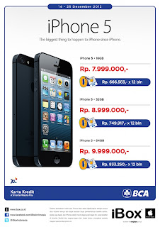 iBox Special Offer iPhone 5