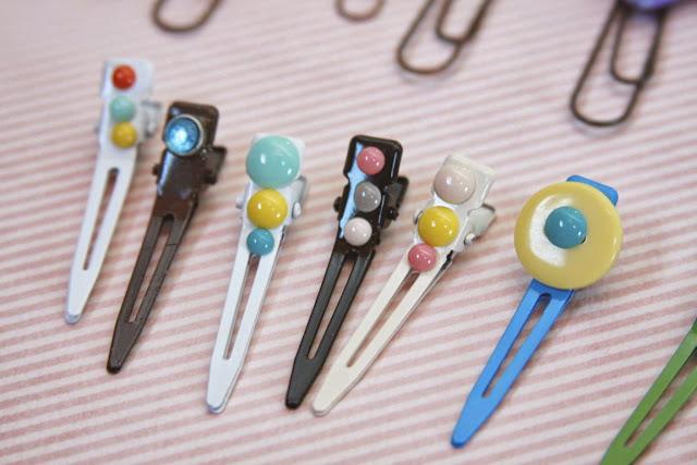 iloveitallwithmonikawright.com | summer craft project with enamel dots