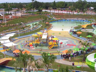 Amazing Water World Mekarsari Waterpark