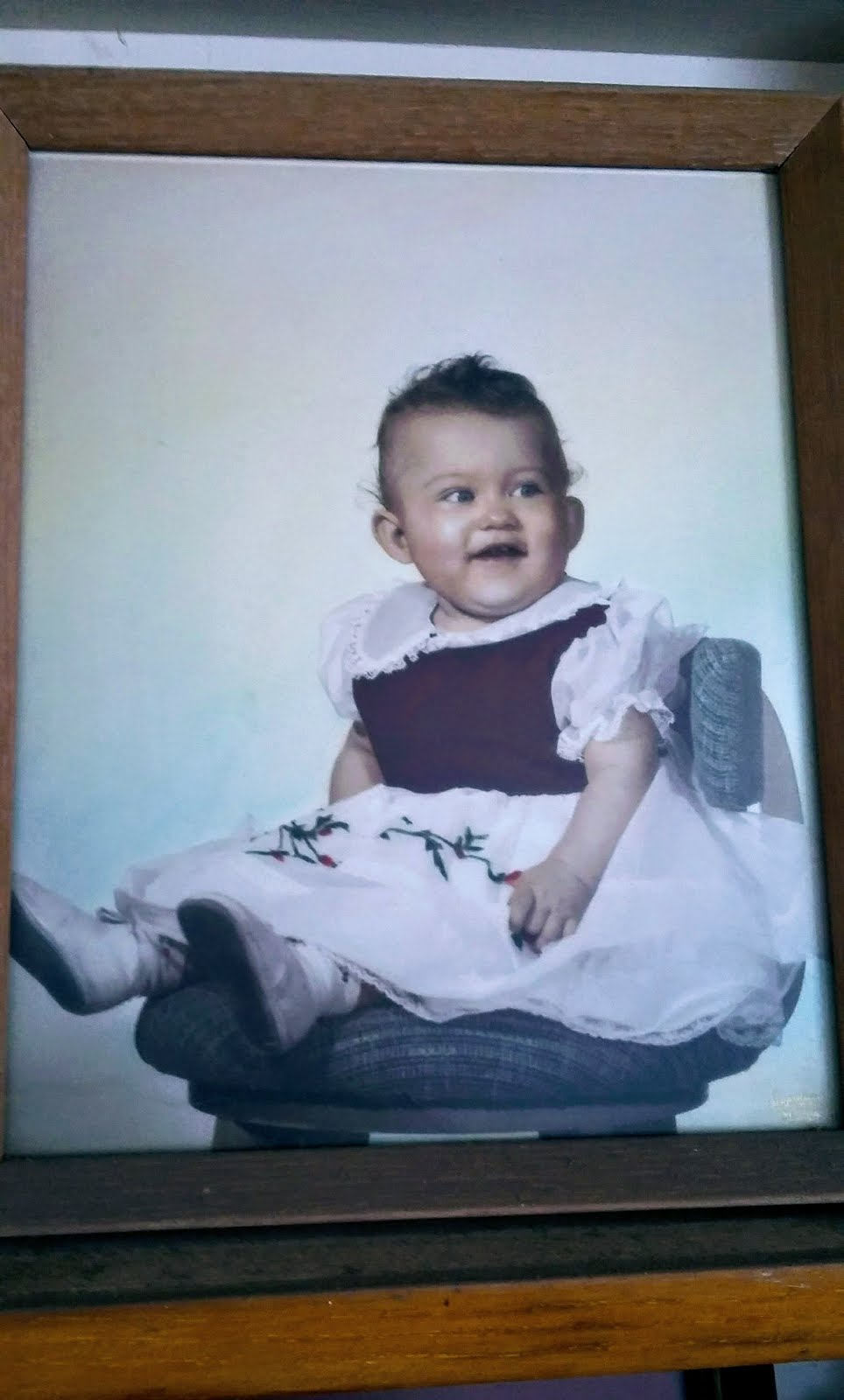 When I was a child...