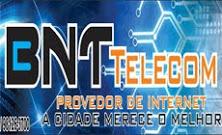 BNT TELECOM PROVEDOR DE INTERNET ''A CIDADE MERECE O MELHOR''
