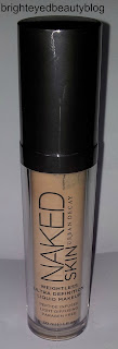 Naked Skin Foundation, Urban Decay