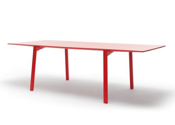 Ripple Table 2.0 - Benjamin Hubert