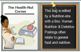 About The Health-Nut Corner