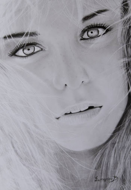 Incredible Pencil Drawings by Vangelis Sotiriou