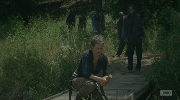TWD 4x03 - Isolation