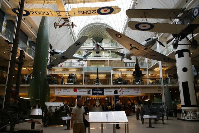 War Museum planes UK