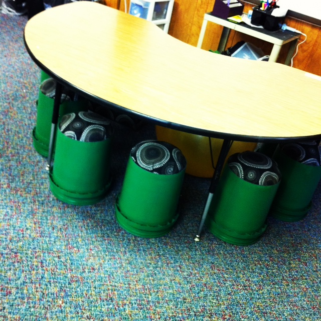 Stuff Students Say And Other Classroom Treasures: Bucket Chairs And Fab  Finds!
