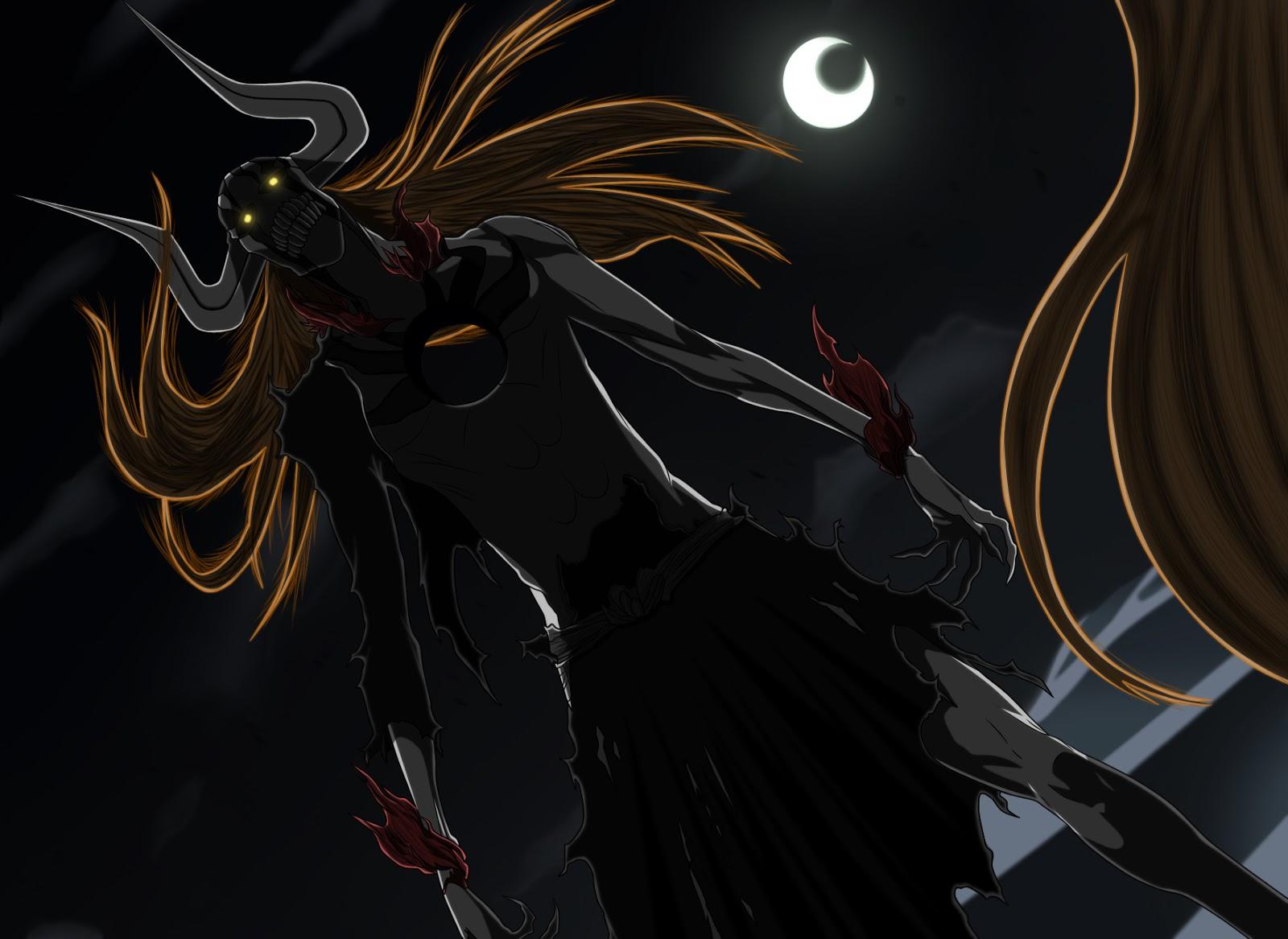 Kurosaki ichigo vizard 7 wallpapers your daily anime wallpaper and fan art - Ichigo vizard mask ...