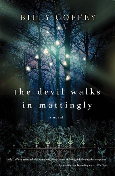 The Devil Walks in Mattingly  cover