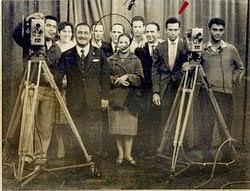 Olavo Bastos Freire no círculo Foto Tribuna de Minas