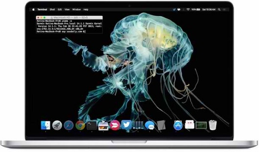how to change your wallpaper in mac os x using the command
