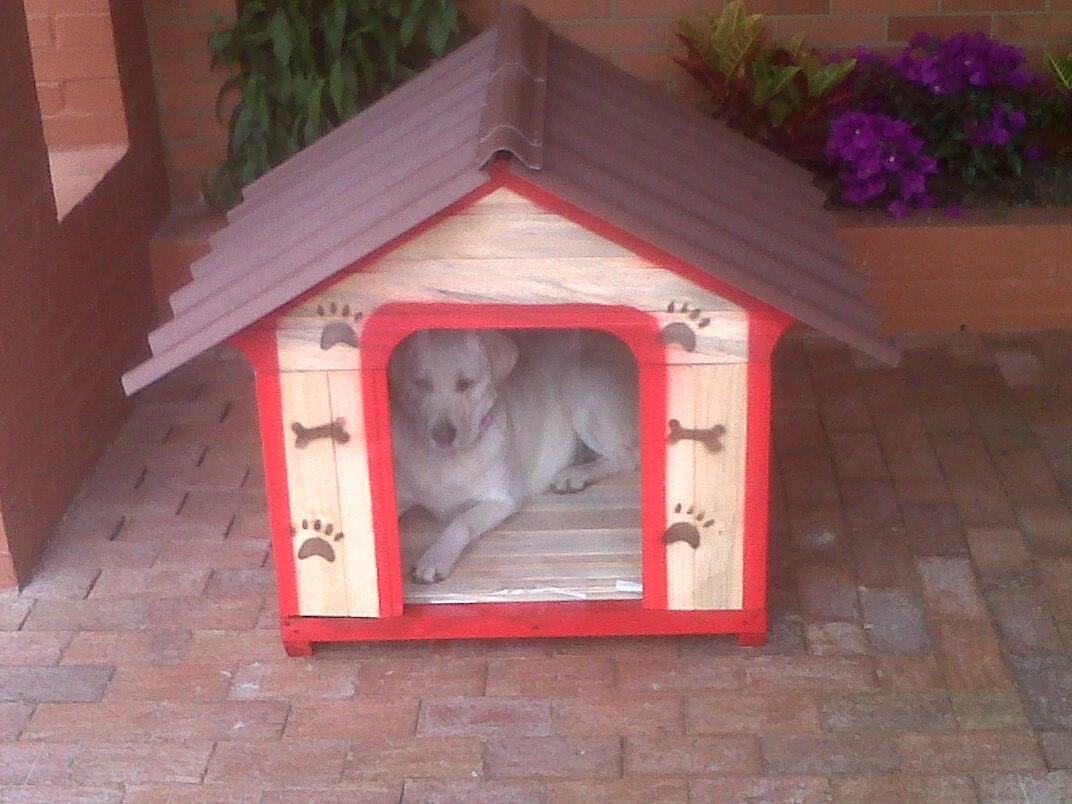 Mascotas moda casas decoradas para perritos for Vallas para perros en casa