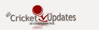 All Cricket Updates