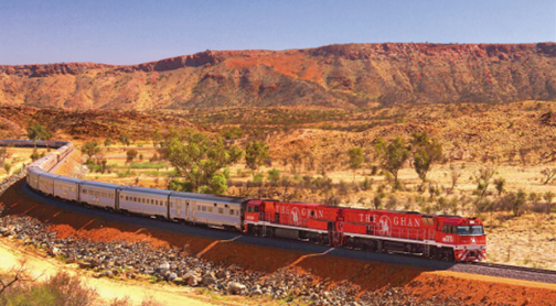 The Ghan expedition – exploring Australia's great 'in-between'The Ghan expedition – exploring Australia's great 'in-between'