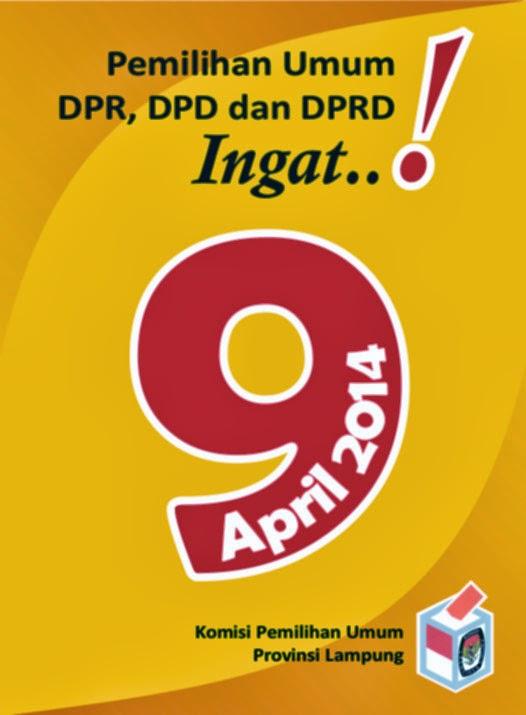 Ingat 9 April 2014