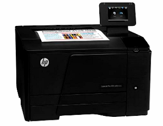 Driver Printer HP LaserJet Pro 200 color  M251nw Free Download