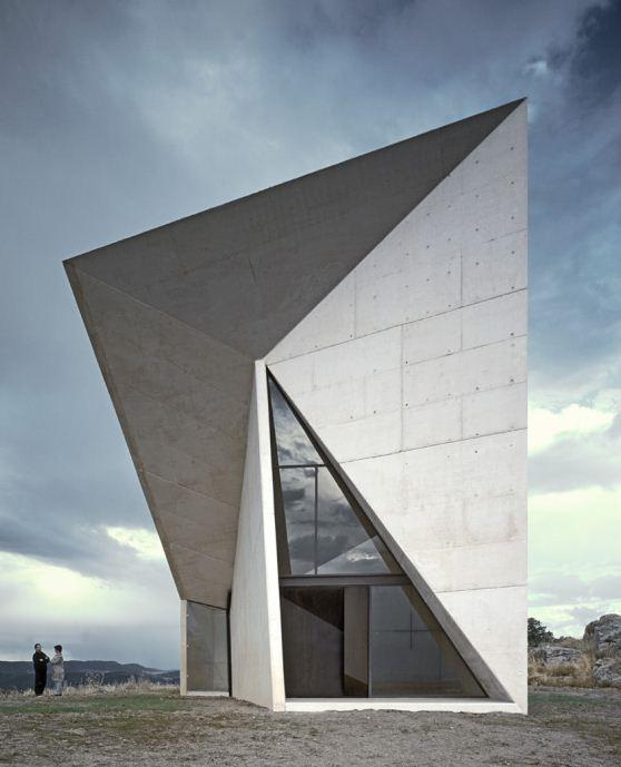 Apuntes revista digital de arquitectura del origami al for Revistas arquitectura espana