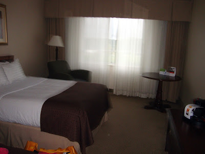 Hampton Hotel Room