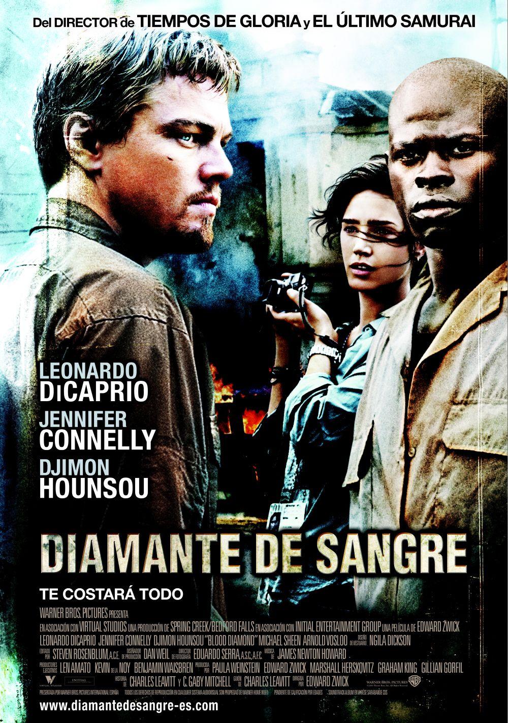 Diamante de sangre (2006)