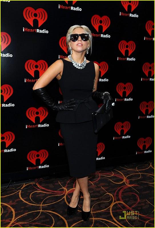 Lady Gaga - iHeart Radio Music Festival