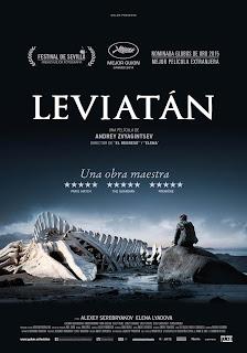 Leviatán (Leviathan) Poster