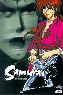 Samurai x%2B%2528Custom%2529 Download   Samurai X Ovas + Filme