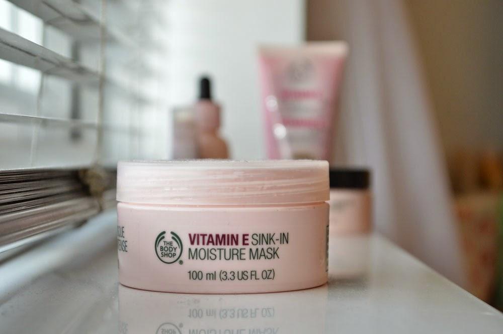 Vitamin E mask