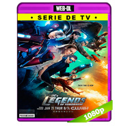 Legends of Tomorrow (2016) Temporada 1 Completa WEB-DL 1080p Audio Ingles 5.1 Subtitulada