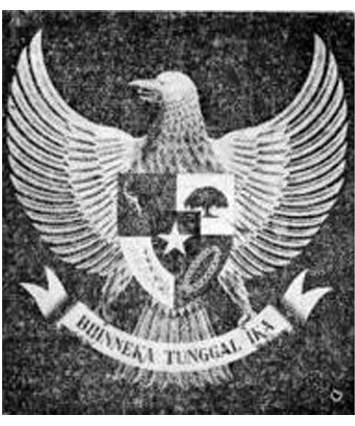 rancangan garuda pancasila sultan hamid ii