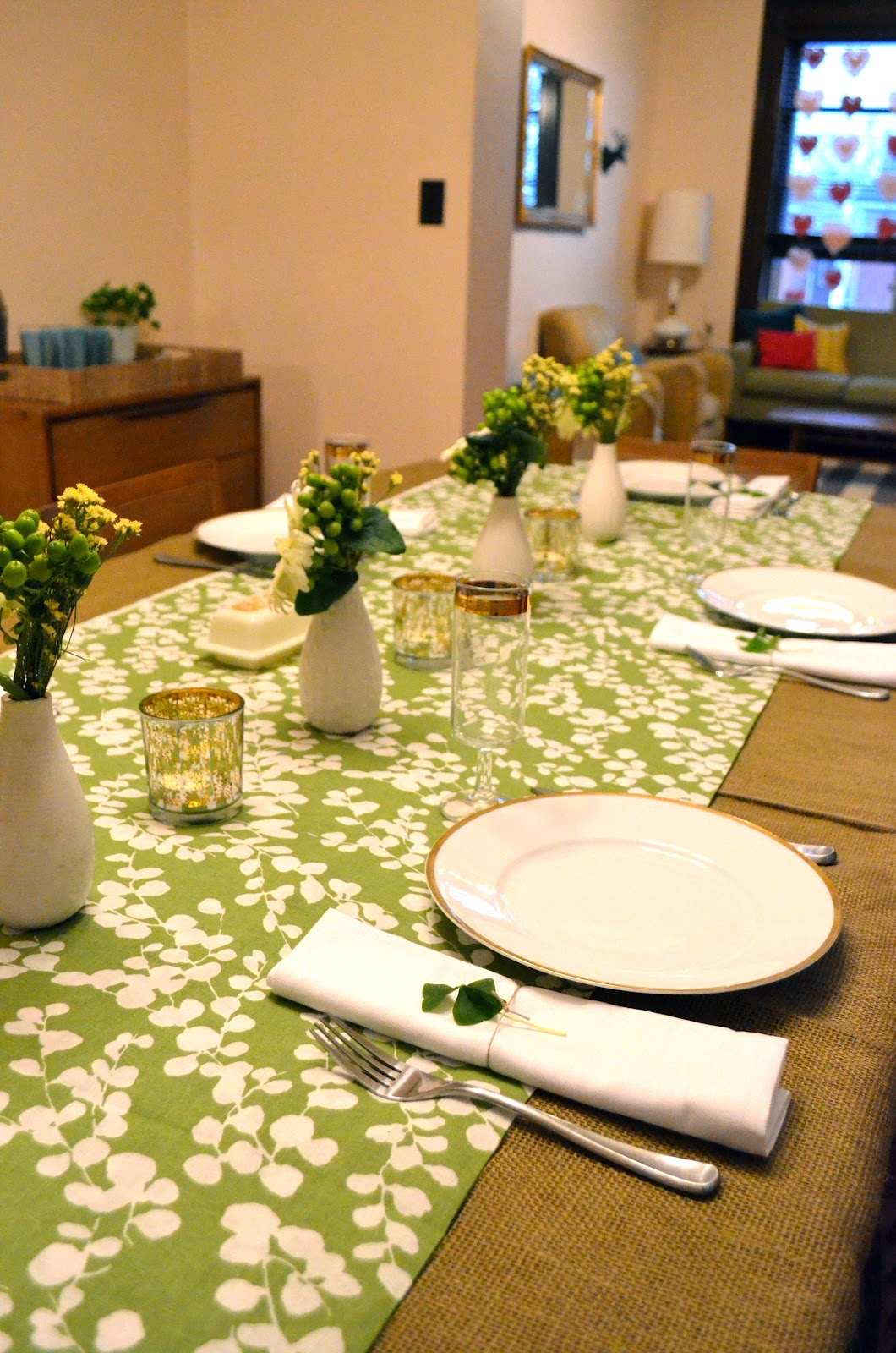 Irish Table Settings Parsimonia Secondhand With Style Style Spots Sunday Funday