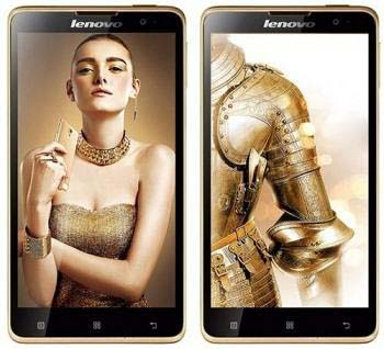 Lenovo Golden Warrior