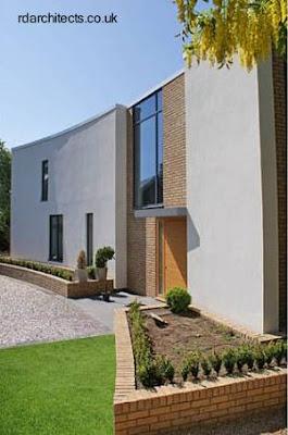 Casa residencial estilo Contemporáneo en Gran Bretaña