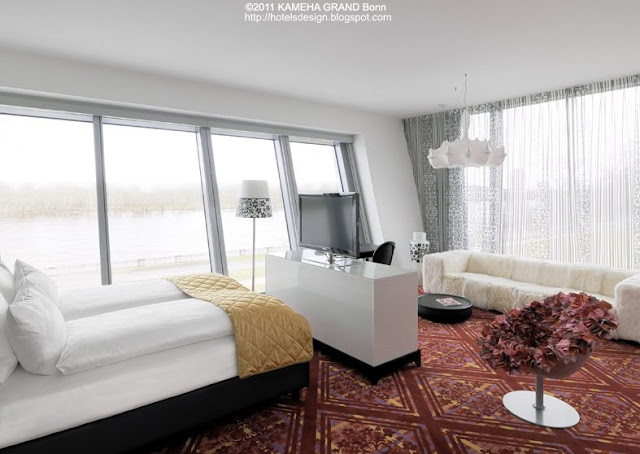 Kameha Grand Bonn_16_Les plus beaux HOTELS DESIGN du monde