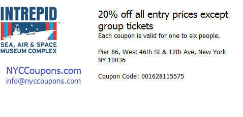 Galt museum discount coupons