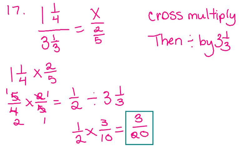 pre algebra practice test for 7th grade pdf