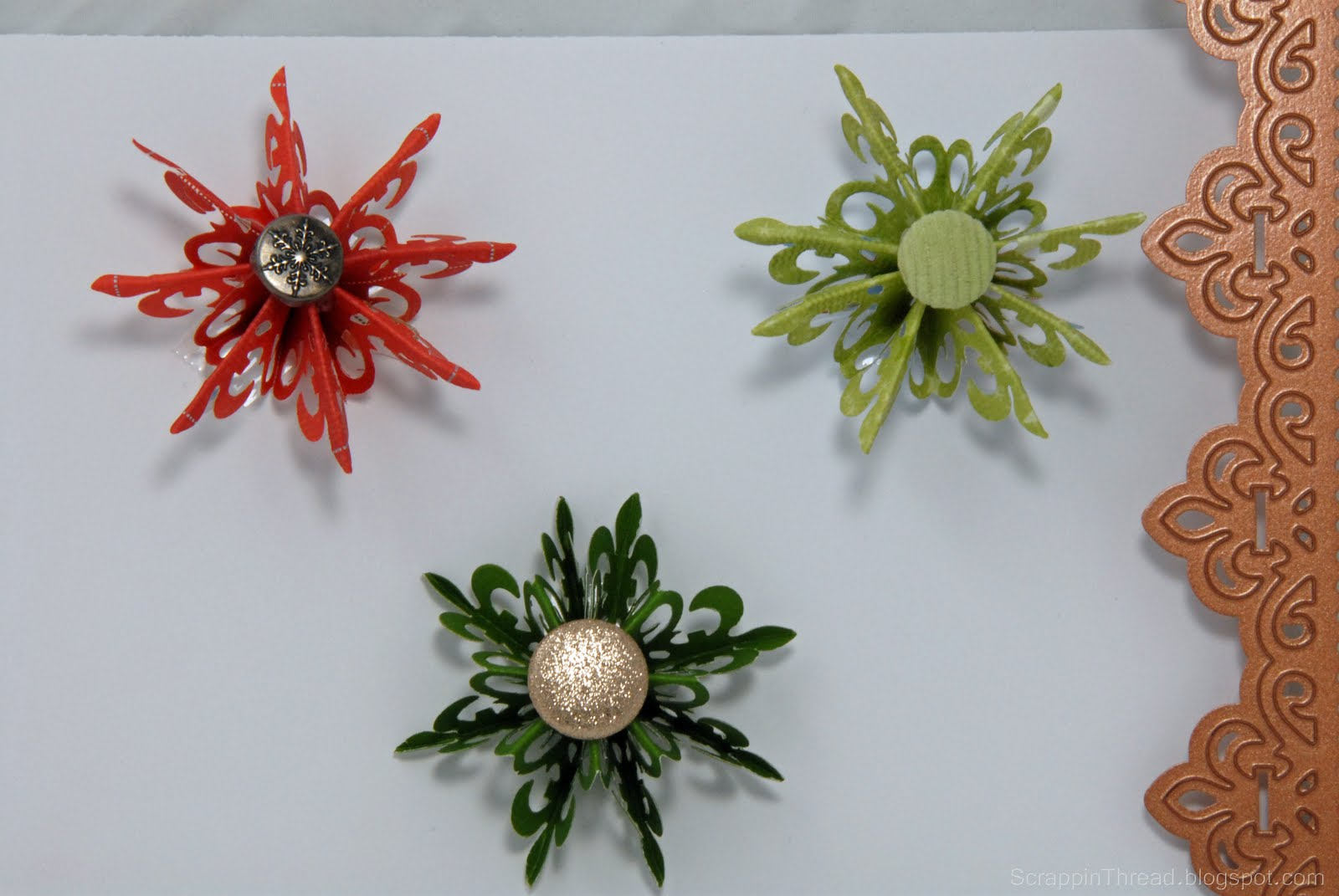 How To Make Paper Flower Rosettes Funfndroid