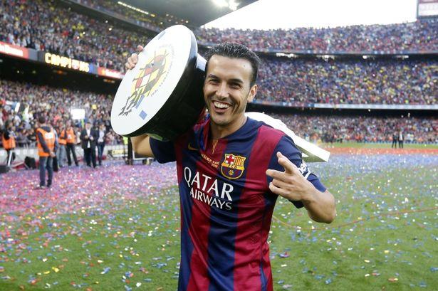 Top 5 Barca Pedro to Chelsea, Pique banned, Lionel Messi, Marco Verratti, Martin Montoya